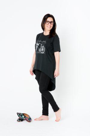 Camiseta 'Llévame En Tu Bicicleta'
