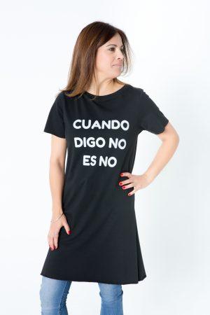 Camiseta 'Cuando digo no es no'